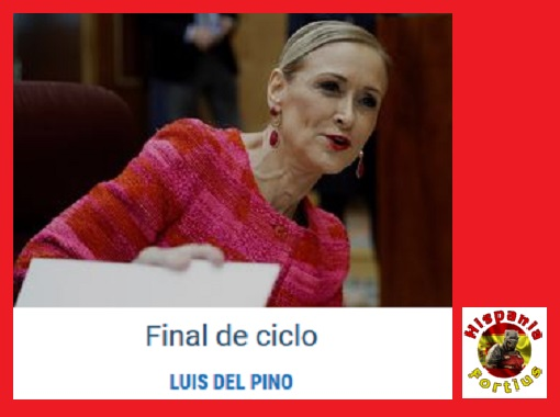 Final de ciclo. -Luis del Pino/LD-